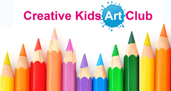 Creative Kids Art Club
